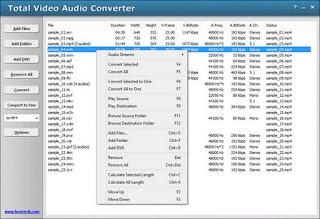 Hoo Technologies Total Video Audio Converter 4.1.2 Build 1649