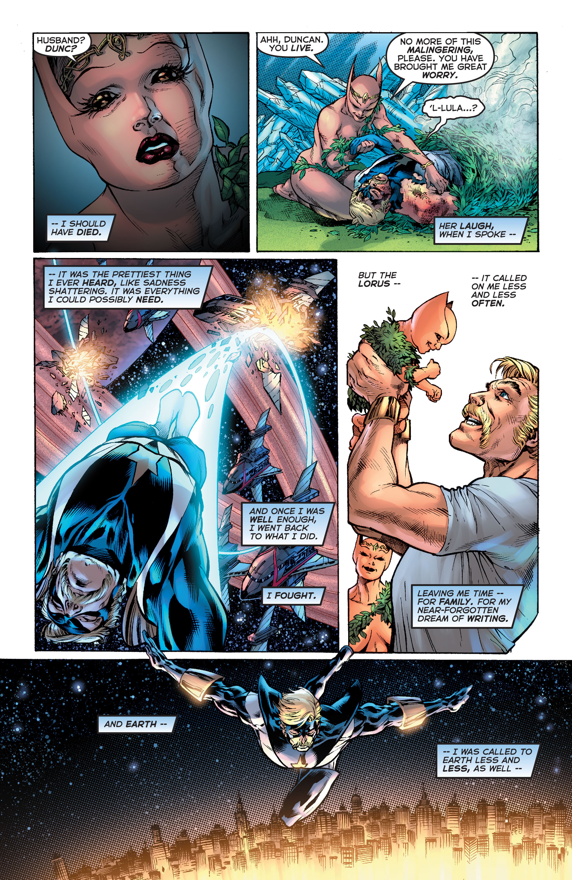 Read online Astro City comic -  Issue #22 - 14