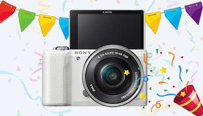 Sony Philippines Alpha A5000 Yugatech Birthday Gift