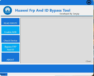 Huawei Frp And ID Bypass Tool Free Download 2019