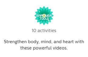 GoNoodle Empower Tools logo and description