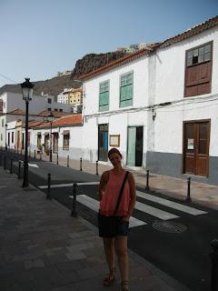 Álter en San Sebastián de la Gomera