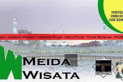 Lowongan Kerja PT. Meida Wisata Tour & Travel Pekanbaru November 2018