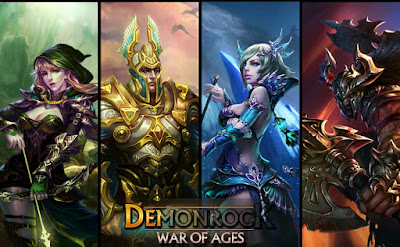 Download Gratis Demonrock: War of Ages apk + obb
