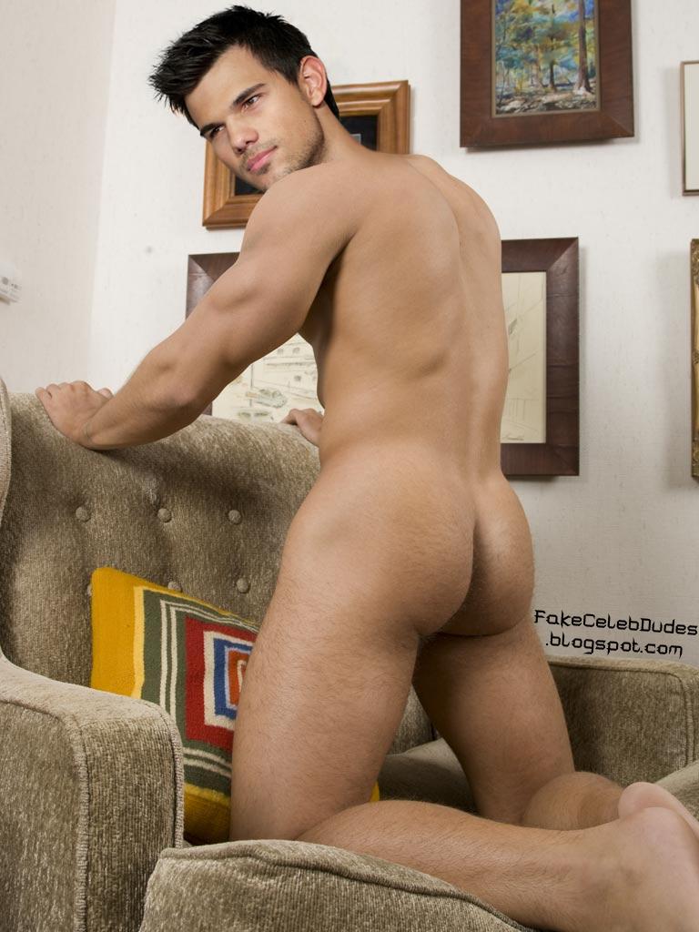 Taylor Lautner gay Porr