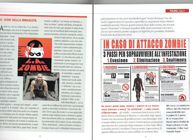 Aprile 2012 - Almanacco della Paura 2012