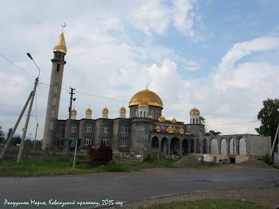 Карачаево-Черкесия фото Усть-Джегута