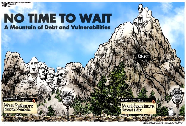 THINK TANK | No Time To Wait : A Mountain of Debt and Vulnerabilities