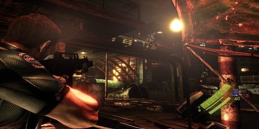 Jogo Resident Evil 6 PC crackeado PC para download via torrent com crack