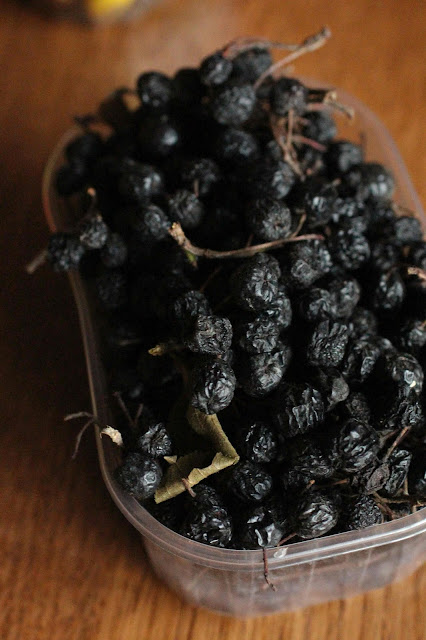 recette baies d'aronia