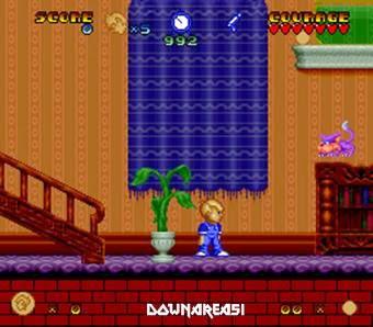 Langsung Browse dan Mainkan dengan Emulator Dennis (SNES)