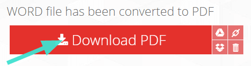 conveted pdf file ko download kare