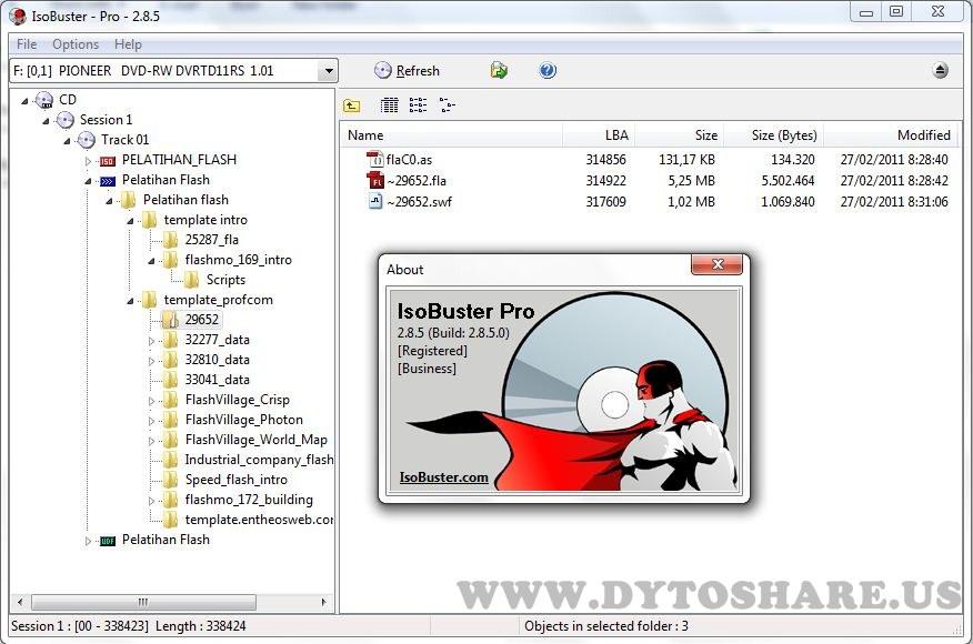 isobuster 2.8.5 gratuit