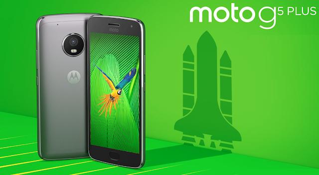Motorola Moto G5 Plus Specs