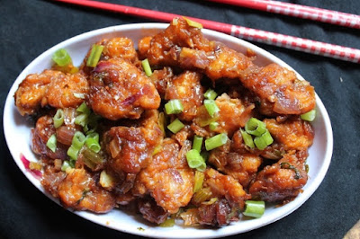 Gobi Manchurian Simple Recipe