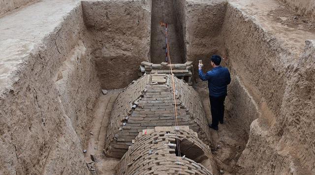 Misterius, Penemuan Makam Berbentuk Piramida di Tiongkok