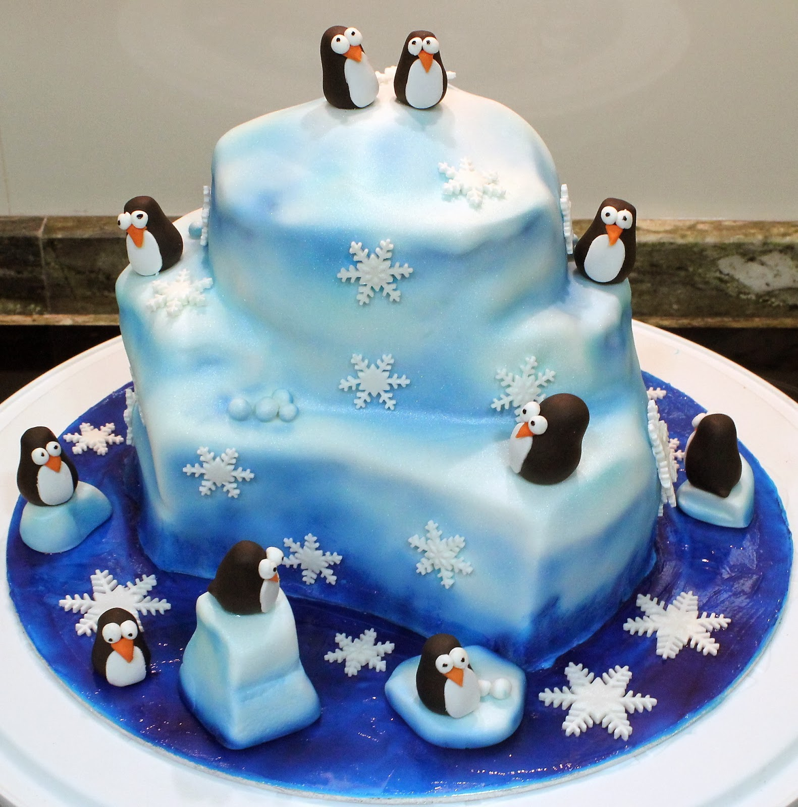 White Rose Weddings, Celebrations & Events: Penguin Theme