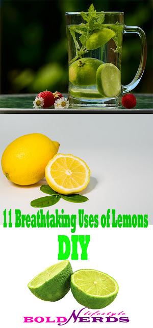 11 Breathtaking Uses of Lemon You Never Knew - DIY Tips