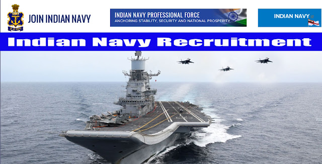 Indian Navy Recruitment 2017 joinindiannavy.gov.in