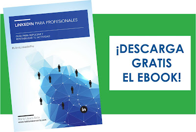 Descarga gratis el ebook #LinkedInPro