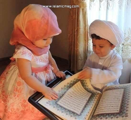 baby quran tilawat