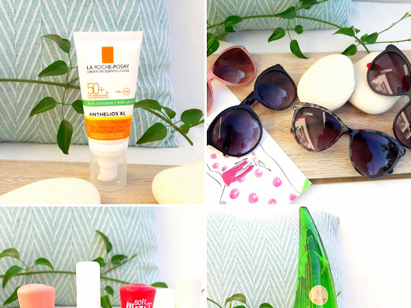Summer lovin - my summer essentials