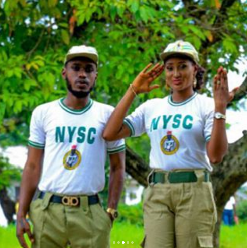 22 - Beautiful pre-wedding photos of couple who met during NYSC