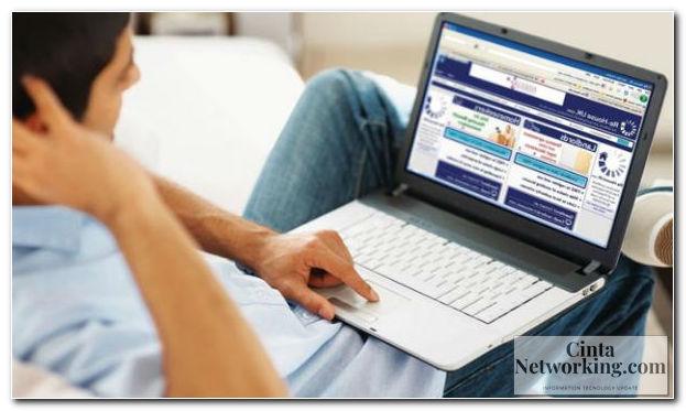 Pemanfaatan Teknologi Internet Yang Semakin Berkembang Sangat Pesat - Cintanetworking.com