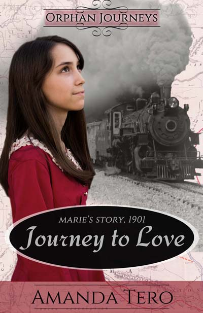 Journey to Love by Amanda Tero (5 star review)