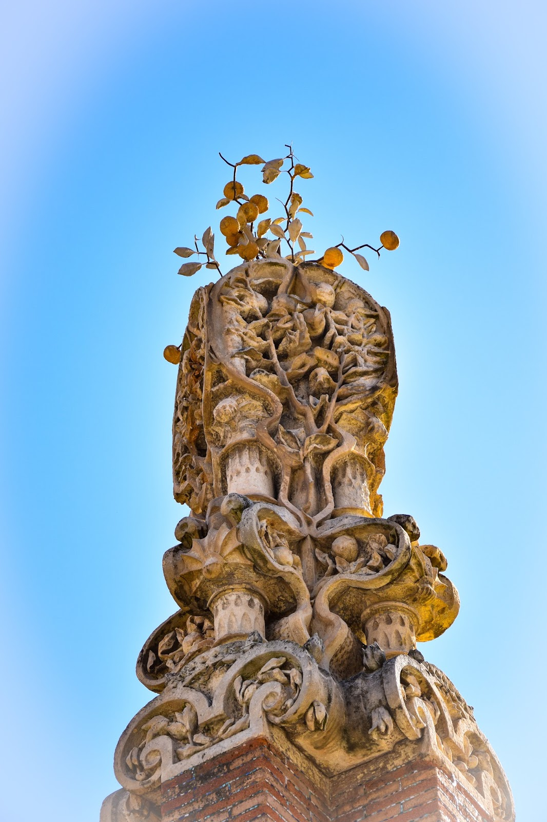 Gaudi Pawilony Guell