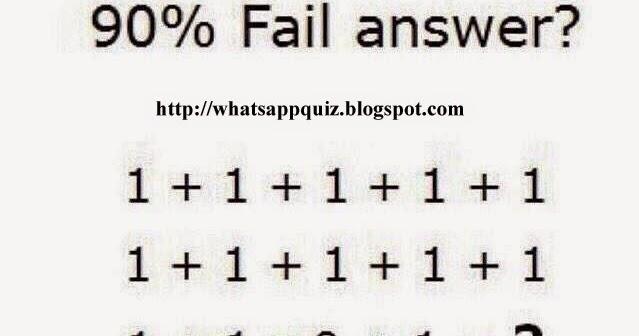 Whatsapp Quiz Solution From Ram Whats App Quiz 8