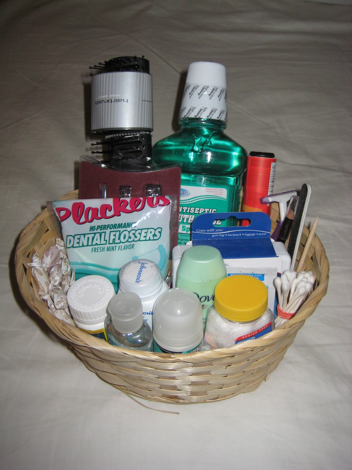 what to put in bathroom baskets for wedding bathroom basket for the rh yredian com