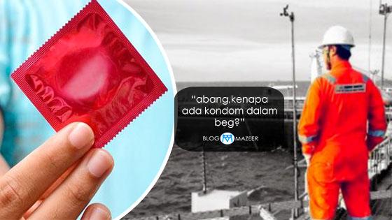 Temui Kondom Dalam Beg Suami Yang 3 Bulan Kerja Offshore, Jawapan Suami Buat Isteri Syahdu