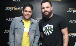 Jorge e Mateus lançam clipe de Paredes