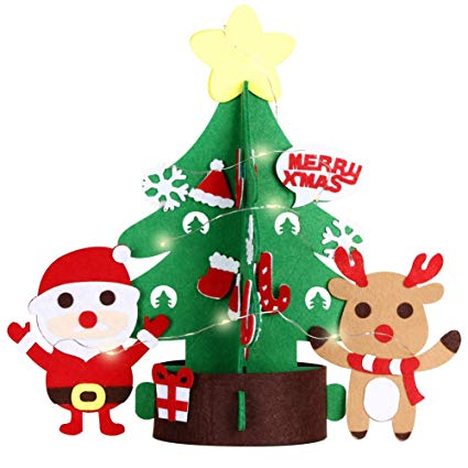 Merry Christmas Tree Images Cartoon 2018