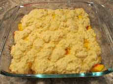Mom's Fresh Peach Cobbler