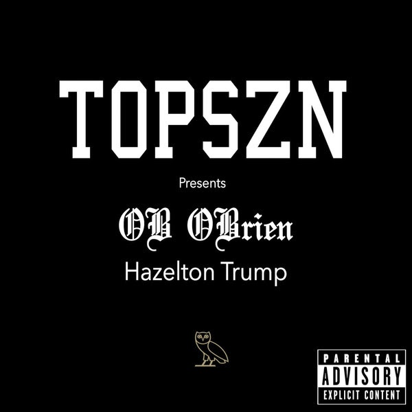 OB OBrien - Hazelton Trump - Single  Cover