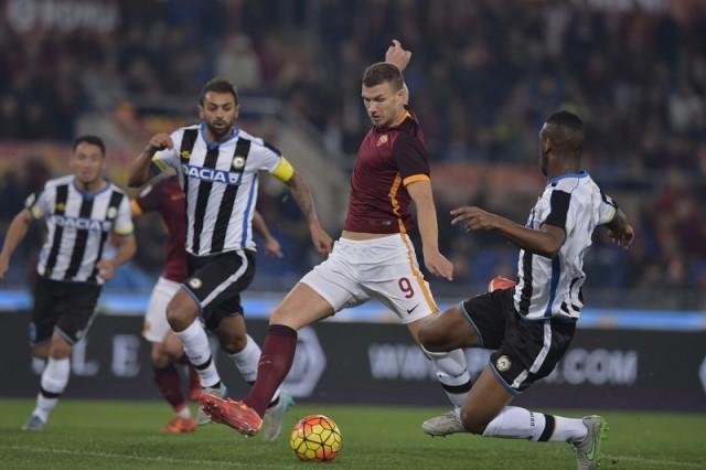 Prediksi Udinese vs Roma Liga Italia
