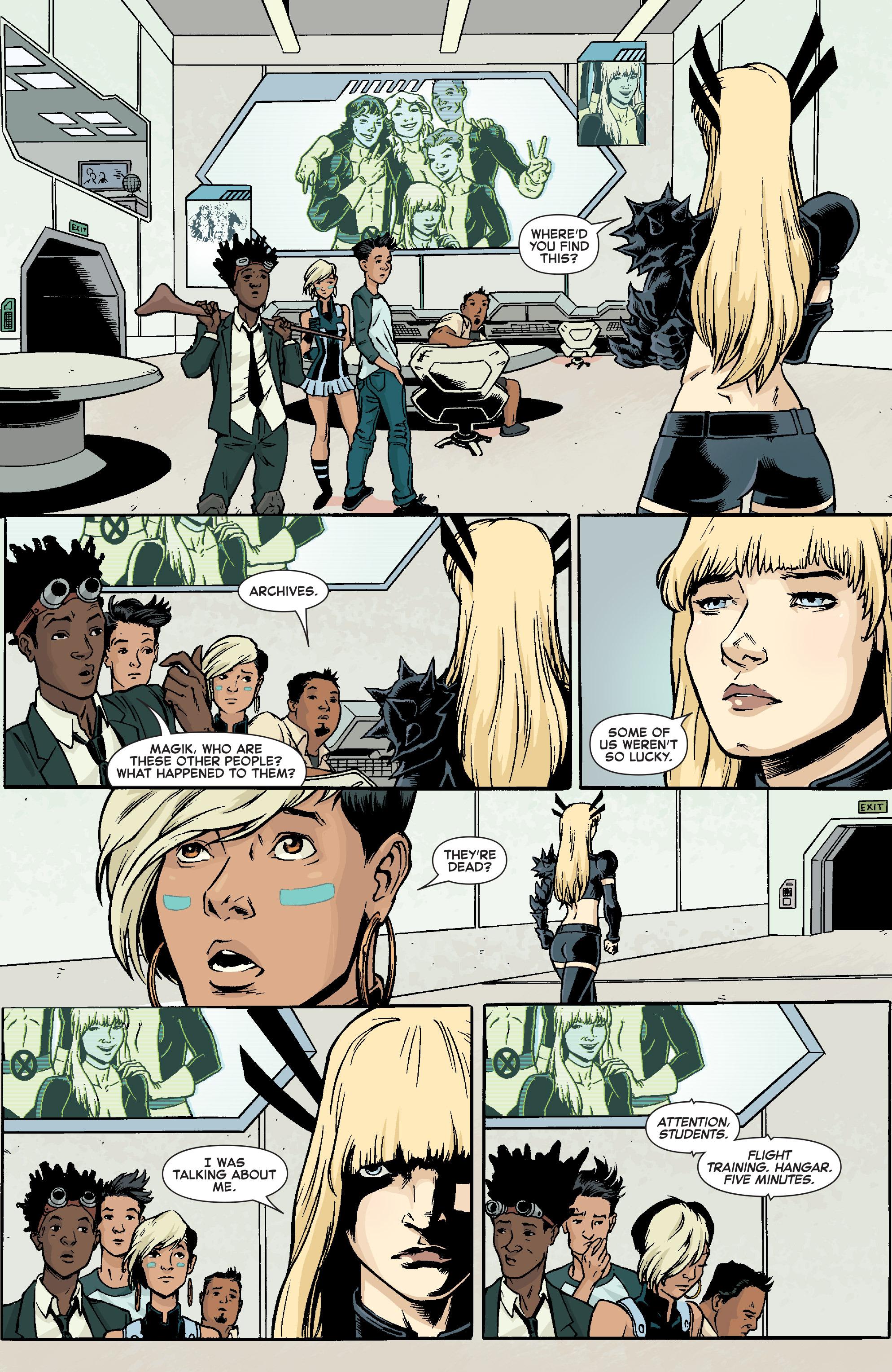 Read online Uncanny X-Men (2013) comic -  Issue # _Special 1 - 6
