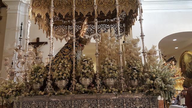 Santa Ana, Barrio de Triana, Sevilla, Andalucía, España, Elisa N, Blog de Viajes, Lifestyle, Travel