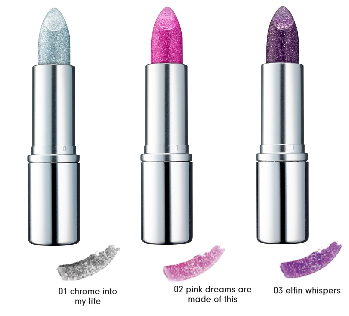 essence step into magic wonderland glitter lipstick