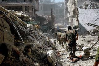Rezim Syiah Nushairiyah Gempur Zona Demiliterisasi Idlib, 4 Warga Sipil Tewas