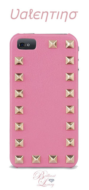 Brilliant Luxury ♦ Valentino Rockstud iPhone 5 Case