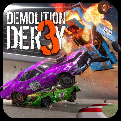 تحميل لعبه Demolition Derby 3 مهكره اخر اصدار