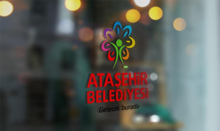 İstanbul Ataşehir Belediyesi Vektörel Logosu
