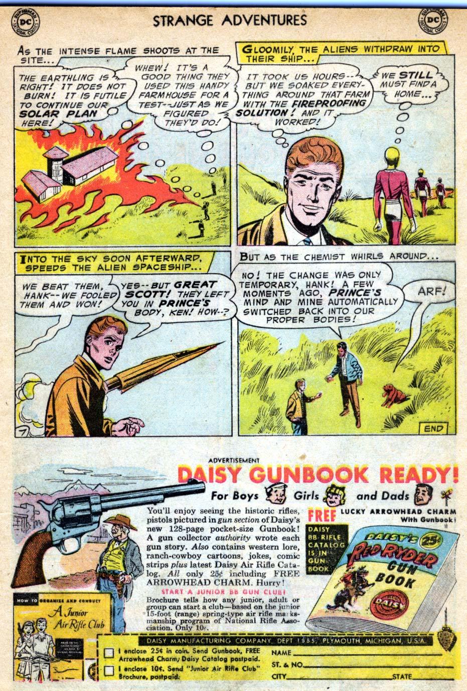Strange Adventures (1950) issue 62 - Page 9