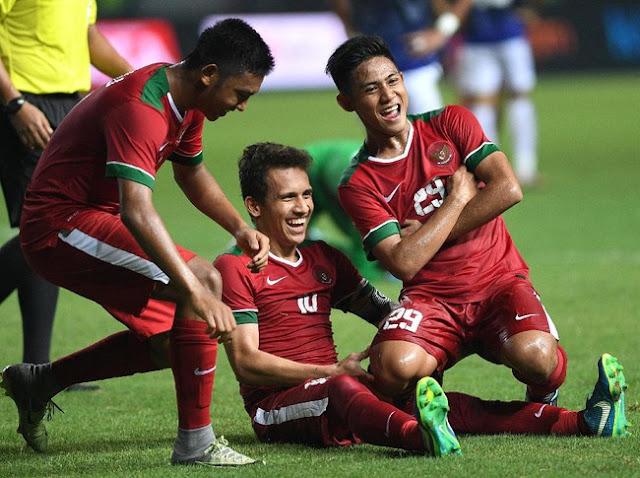 Egy Maulana Hat-trick, Indonesia Hantam Timor Leste 5-0