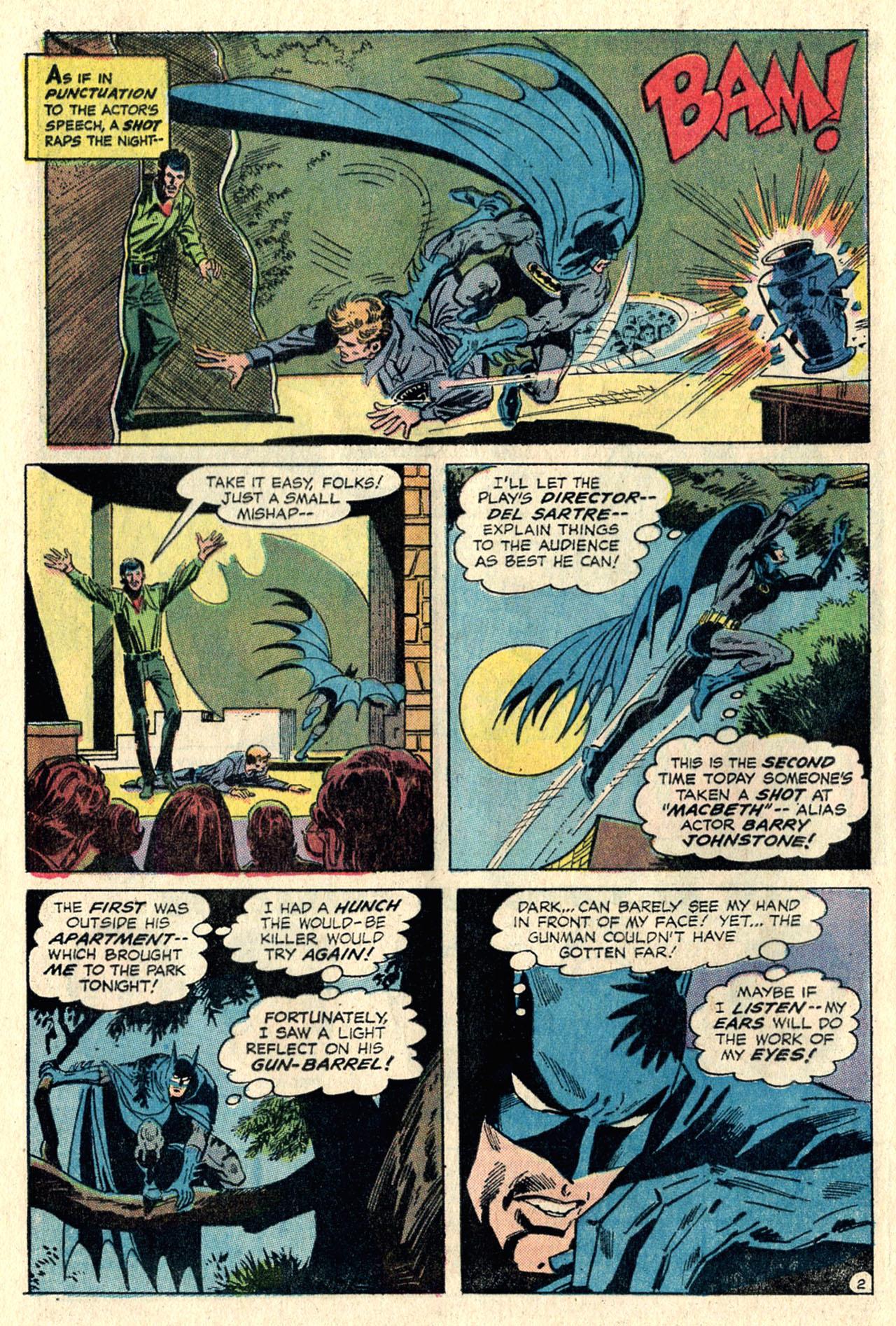 Detective Comics (1937) 425 Page 3
