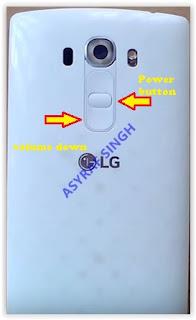 Hard Reset Android LG G4 BEAT