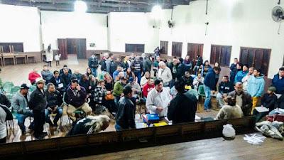 Prefeitura de Iguape realiza sorteio de espaços para Festa de Agosto